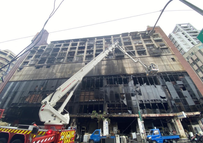 On Thursday, October 14, a night fire broke out in Kaohsiung City in southern Taiwan, killing at least 46 people and injuring dozens of others.